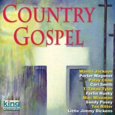 Various Artists - Country Gospel / Various [New CD]