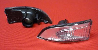 RENAULT Megane MK3 wing mirror side indicator signal light / Left