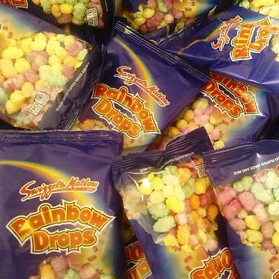 Swizzels Rainbow Drops SWEETS PARTY FILLERS Wedding Candy Bar Retro Fun Size 10g
