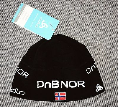 Norway Team, Cross Country, Biathlon Cap By Odlo, One Size, New