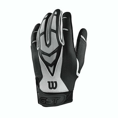 NEW Wilson Adult GST Skill Football Gloves Various Colors/Sizes WTF9400