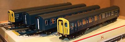 Hornby R2946 Class 423 4-VEP Southern Slam Door Unit No. 7756 BR Blue **NEW**