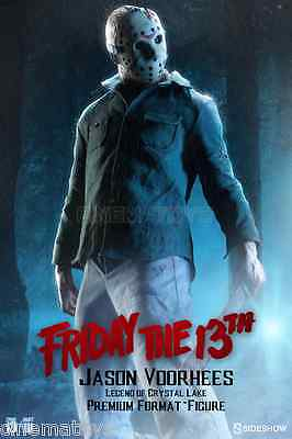 Friday the 13th Jason Voorhees Legend of Crystal Lake Premium Format Sideshow