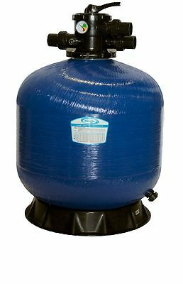 "Waterjet 25"" Swimming Pool Sand Filter. Fibreglass Tank. BEST VALUE in AUSTRALIA"