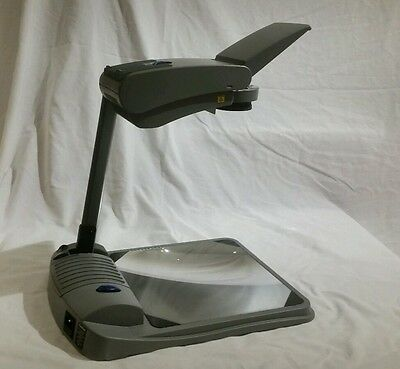 Portable Apollo  4000 Reflective Overhead Projector With Case