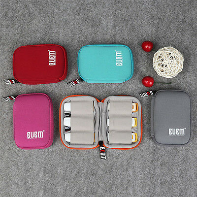 Portable USB Flash Drives Carrying Case Storage Bag Pouch Protect Holder Travel