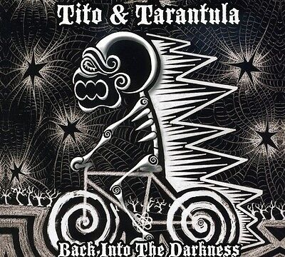 Tito & Tarantula - Back Into the Darkness [New CD]