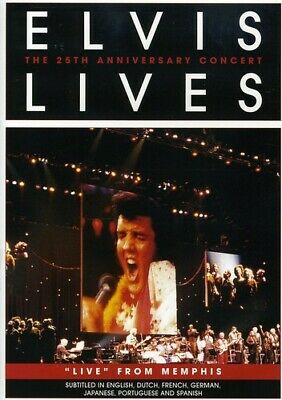 Elvis Presley: Elvis Lives - 25th Anniversary Concert (2007, DVD NEW) Amaray