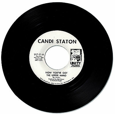 Candi Staton Now You've Got The Upper Hand  Northern Soul 45 Listen