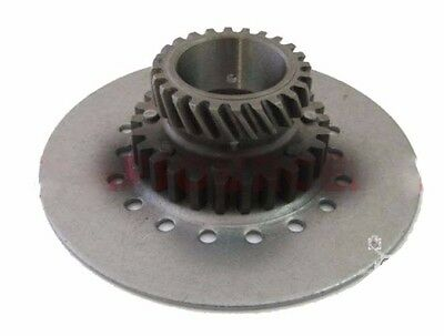 Vespa Px T5 Clutch Drive Gear 22 Th Coupling Small 6 Spring