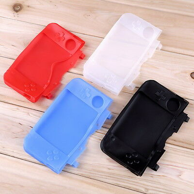 Silicone Soft Gel Protective Guard Case Cover Skin for Nintendo 3DS XL LL F4