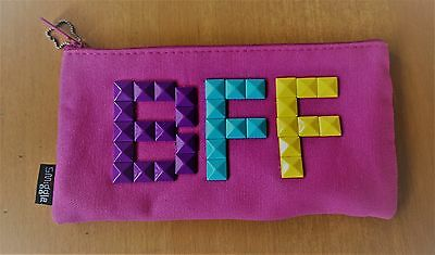 Pink Smiggle Bff Best Friends Forever Pencil Case