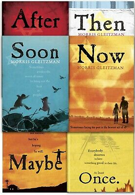 Once, Then, Now, After, Soon Morris Gleitzman Collection 5 Books Set