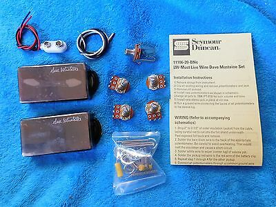Seymour Duncan / Dave Mustaine Set