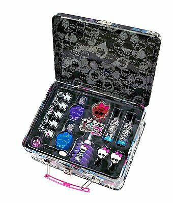 Monster High To Ghoul For School Lunch Box Tin Make Up Gift For Girl`s