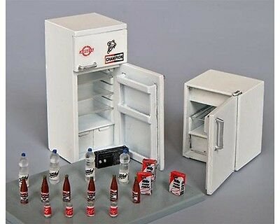 PLUS MODEL FRIDGES Scala 1:35 Cod.PL222
