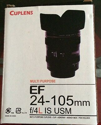 Multi Purpose Lens Cup Cuplens