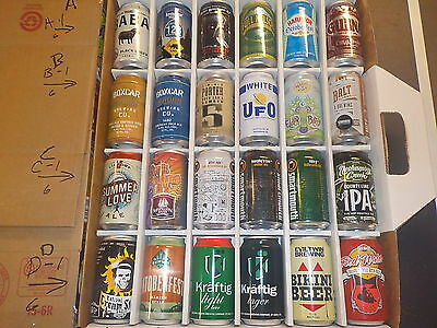 "Micro beer cans #2   ""pick 5"""