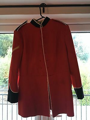 British Army Red Tunic Red Jacket Scarlet Tunic General Service Home Service