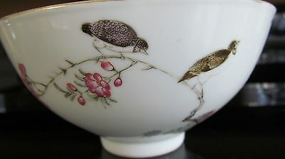 4 characters marked, Qing dynasty, 18thc, antique Chinese porcelain bowl