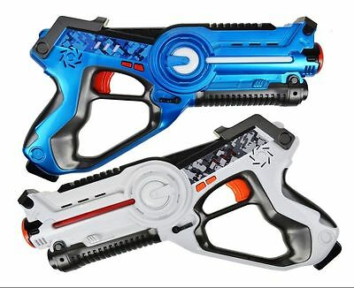 Laser Tag Set for Kids 2 Pack for Boys and Girls Laser Tag Blasters NEW