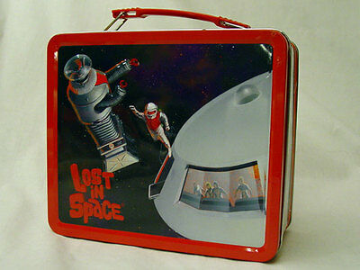 Amazing Tin Lost in Space Lunch Box out of this world!