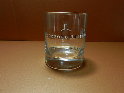 Woodford Reserve Kentucky Straight Bourbon Whiskey Glass NEW