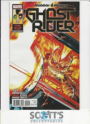 Ghost Rider  #2  New  (Bagged & Boarded) Freepost
