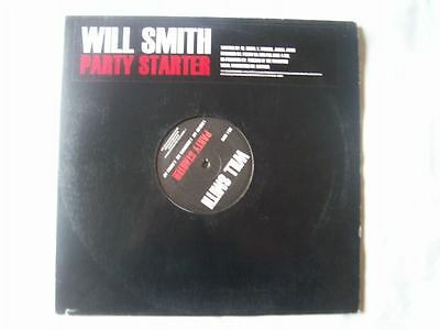 "WILL SMITH Party Starter 12"" promo"