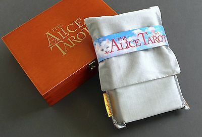 The Alice Tarot Cards Deck Baba Studio Prague Limited Edition #71/500