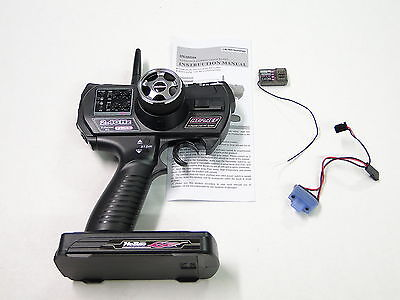 *NEW HOBAO 2.4GHz 3 Channel Radio System OFNA OH