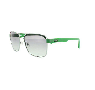 Lacoste Kids Sunglasses L3105S 315 Light Green Green Grey Gradient