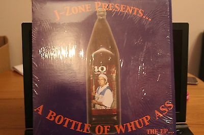 J Zone - A Bottle of Whup Ass ep