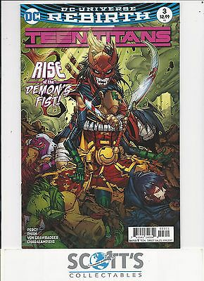 Teen Titans  #3  New  (Bagged & Boarded) Freepost