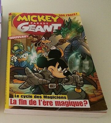 Mickey Parade Geant N° 334