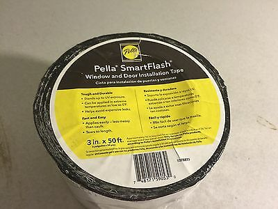 Pella Smart Flash Window and Door Installation Tape 3 inches by 50 feet