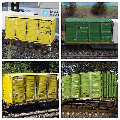 Australian Intermodal Castings 2x 20ft Containers - KIT