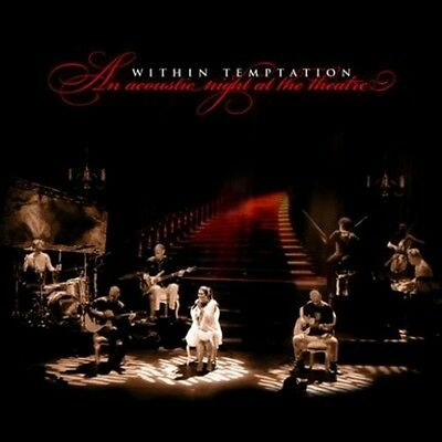 Within Temptation - An Acoustic Night at the Theatre [New CD]