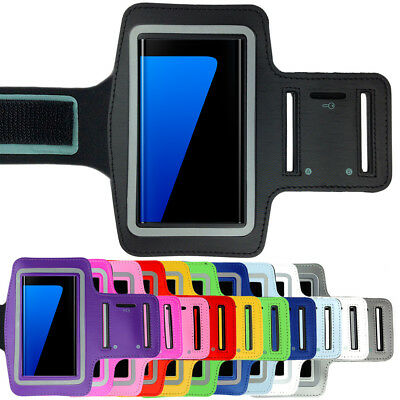Sports Gym Running Exercise Armband Case Pouch Cover for Samsung Galaxy S7
