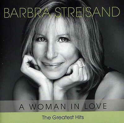 Barbra Streisand - Woman in Love-The Greatest Hits [New CD] Germany - Import