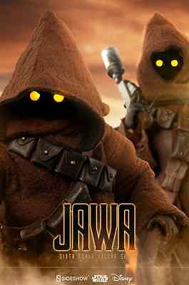 Sideshow Star Wars Jawas 2-Pack / Sixth Scale