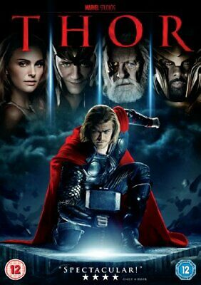 Thor [DVD] - DVD  QMVG The Cheap Fast Free Post