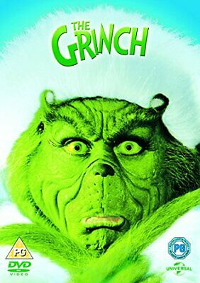 The Grinch [DVD] - DVD  ZUVG The Cheap Fast Free Post