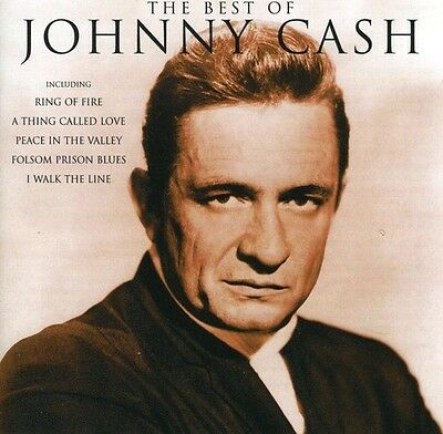 Johnny Cash - Best of [New CD]
