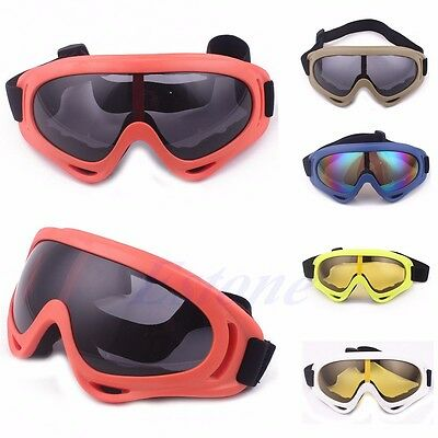 Snowboard Dustproof Sunglasses Motorcycle Ski Goggles Lens Frame Eye Glasses New