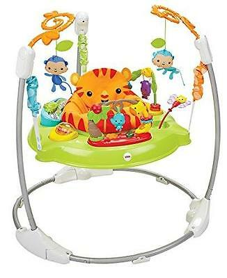 Fisher-Price Jumperoo Jungle Sons Lumières Jouet Musica