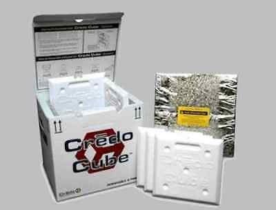 Credo Cube Thermal Packing Solutions Reusable Iceless Container Series 4 2896