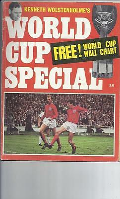 1970 World Cup Special  by Kenneth Wolstenholme's