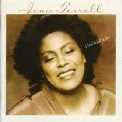 Jean Terrell I had to fall in love US A&M Vinyl LP