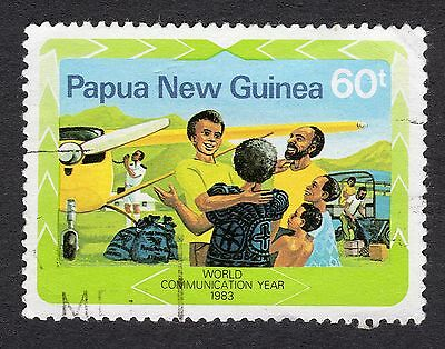1983 Papua New Guinea 60t Transport Service SG 471 Good Used R7756
